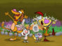 Nature Cat TV show on PBS