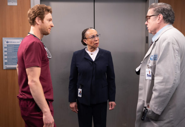 Chicago Med TV Show on NBC: canceled or renewed?