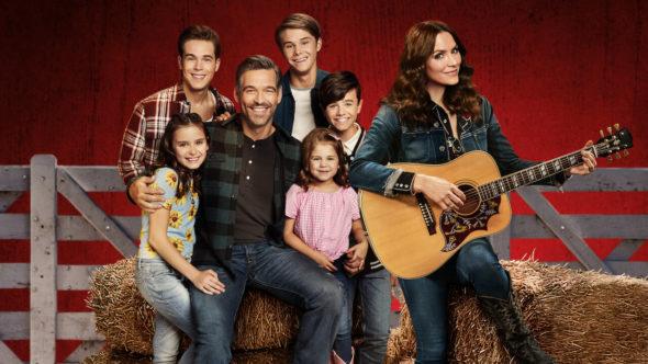 Country Comfort TV show on Netflix: canceled, no season 2