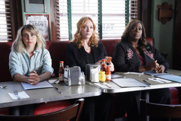 Good Girls TV show on NBC: (canceled or renewed?)