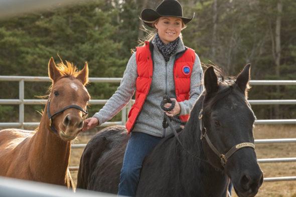 Heartland TV show on UPtv: canceled or renewed for season 15?