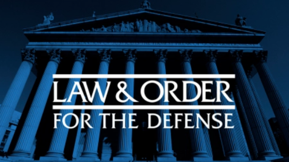 Law & Order: For the Defense TV show on NBC: canceled