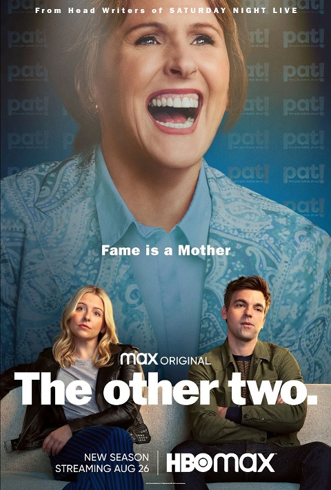 The Other Two TV Show on HBO Max: canceled or renewed?