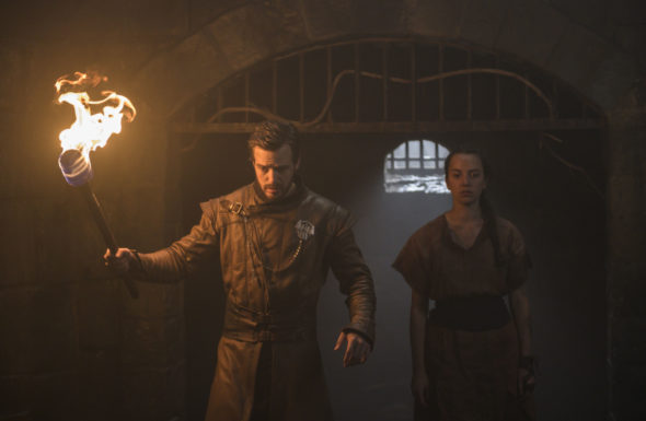 The Outpost TV Show on The CW: canceled or renewed?