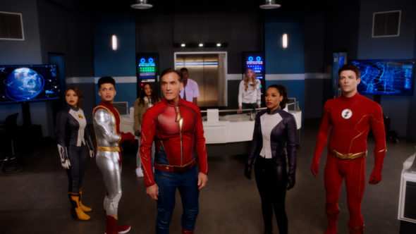 Tuesday TV Scores: The Flash, LEGO Masters, Capital One School Bowl, Love Island, 2021 NBA Finals