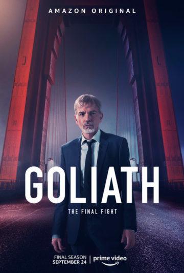 Goliath TV Show on Amazon: canceled or renewed?