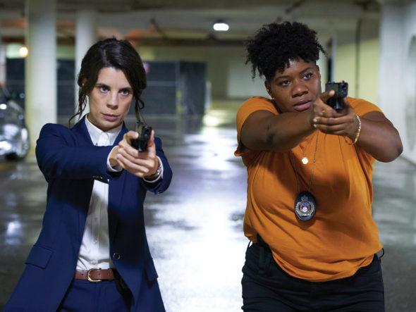 Pretty Hard Cases TV Show on IMDb TV: canceled or renewed?