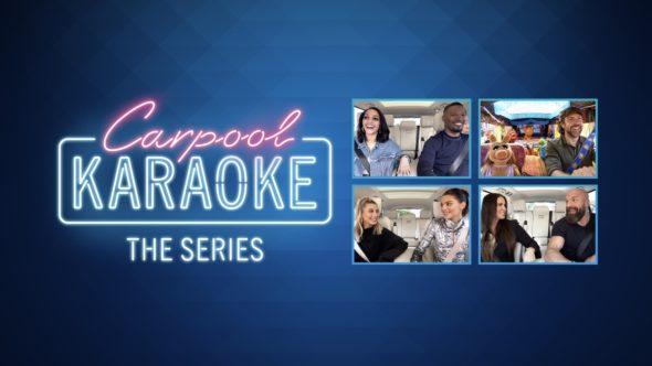 Carpool Karaoke: The Series; Apple+ TV shows: (canceled or renewed?)