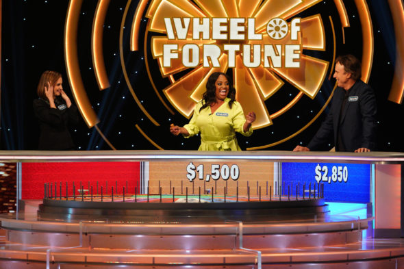 Celebrity Wheel of Fortune TV show on ABC: canceled or renewed?