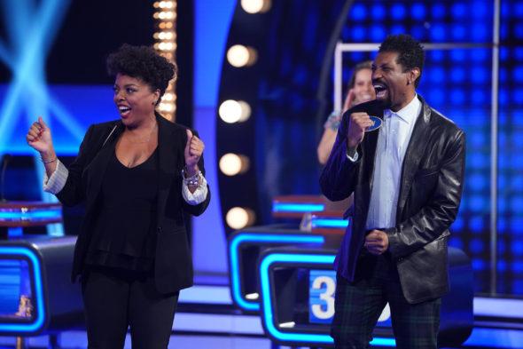 Celebrity Family Feud TV show on ABC: canceled or renewed?