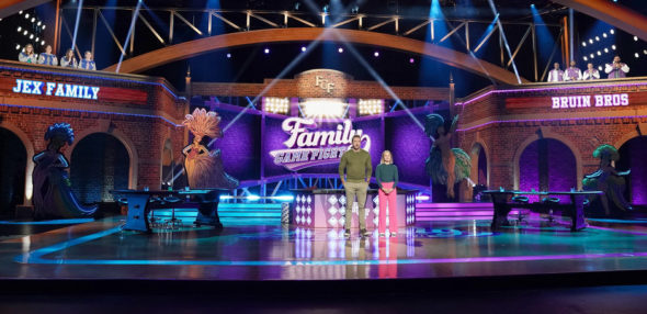 Family Game Fight! TV show on NBC: canceled or renewed?