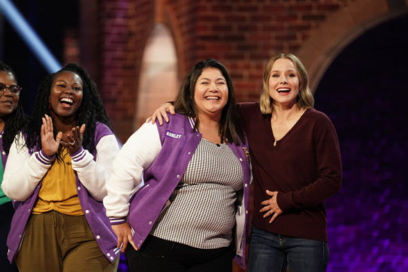 Family Game Fight! TV show on NBC: canceled or renewed for season 2?