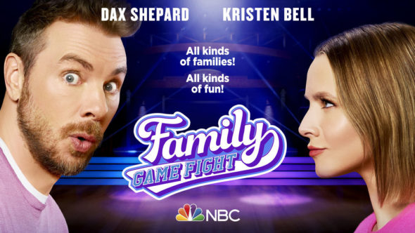 Family Game Fight! TV show on NBC: season 1 ratings