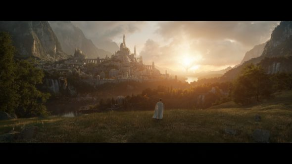 Lord of the Rings TV show on Amazon: (canceled or renewed?)