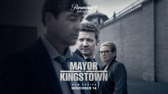 Mayor of Kingstown TV Show on Paramount+: canceled or renewed?