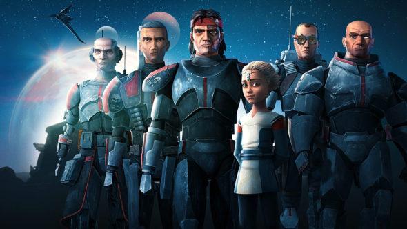 Star Wars: The Bad Batch TV show on Disney+: canceled or renewed?