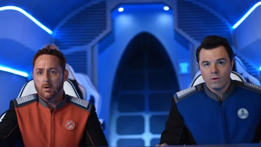 The Orville TV Show on Hulu: canceled or renewed?
