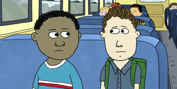 Ten Year Old Tom TV Show on HBO Max: canceled or renewed?