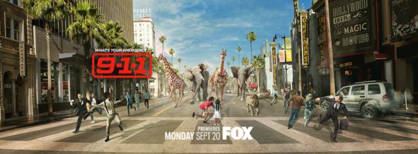 9-1-1 TV show on FOX: season 5 ratings