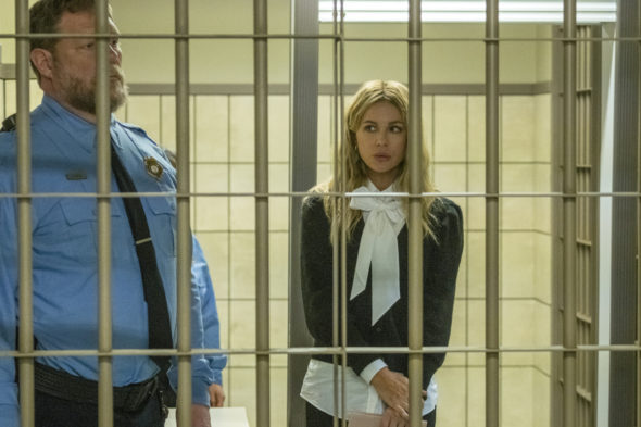 Guilty Party TV show on Paramount+: (canceled or renewed?)