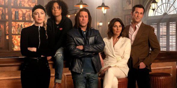 Leverage: Redemption TV show on IMDb TV: canceled or renewed?