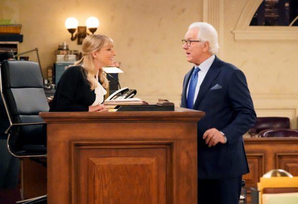 Night Court TV Show on NBC: canceled or renewed?