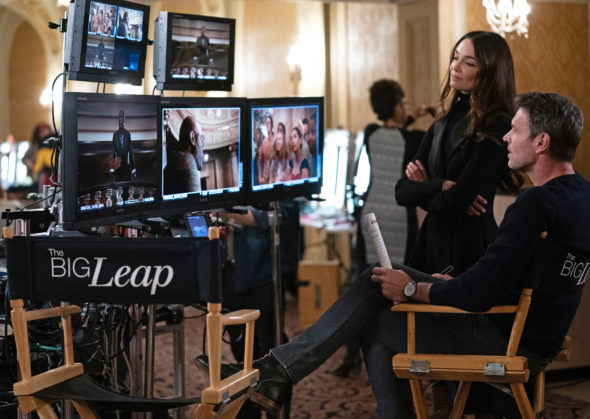 The Big Leap TV show on FOX: canceled or renewed for season 2?