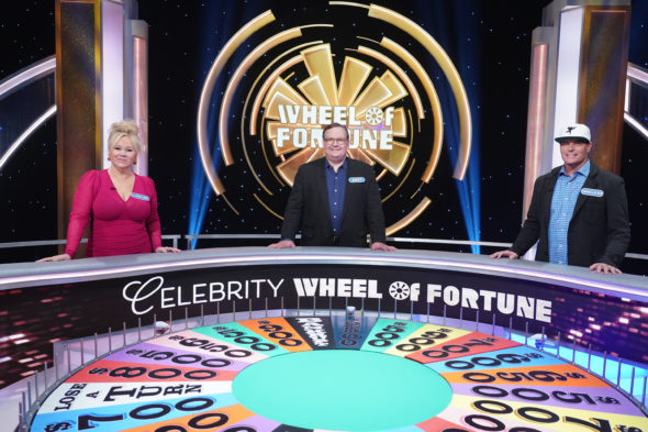 Celebrity Wheel of Fortune TV show on ABC: canceled or renewed for season 3?