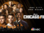 Chicago Fire TV show on NBC: season 10 ratings