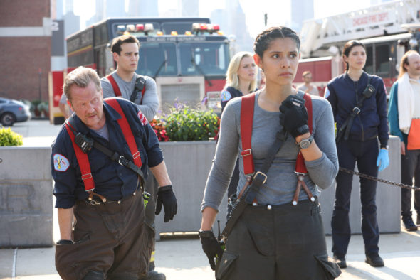 Chicago Fire TV show on NBC: canceled or renewed for season 11?
