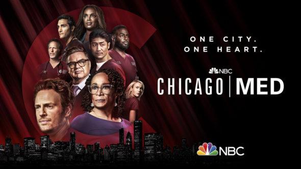 Chicago Med TV show on NBC: season 7 ratings