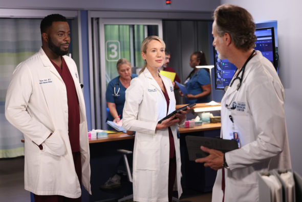 Chicago Med TV show on NBC: canceled or renewed for season 8?