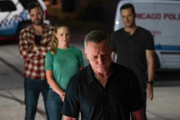 Chicago PD TV show on NBC: canceled or renewed for season 10?