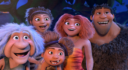 The Croods: Family Tree TV Show on Hulu: canceled or renewed?