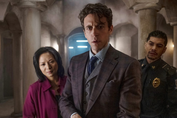 Dan Brown's The Lost Symbol TV show on Peacock: canceled or renewed?