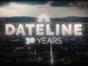 Dateline NBC TV show on NBC: season 30 ratings (2021-22 season)