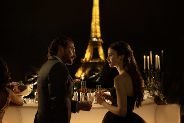 Emily in Paris TV Show on Netflix: canceled or renewed?