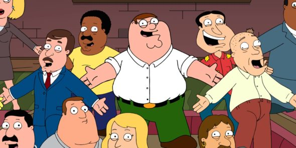 Family Guy TV show on FOX: canceled or renewed for season 20?