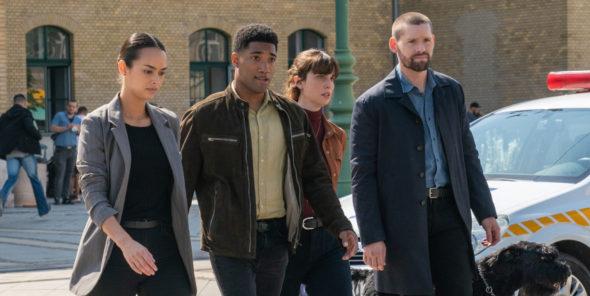FBI: International TV show on CBS: season 1 ratings