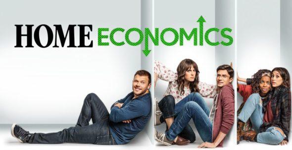 Home Economics TV show on ABC: season 2 ratings