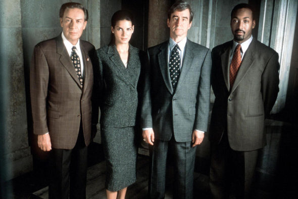 Law & Order TV show on NBC