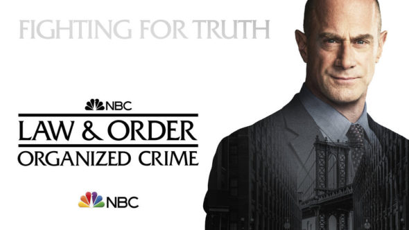 Law & Order: Organized Crime TV show on NBC: season 2 ratings