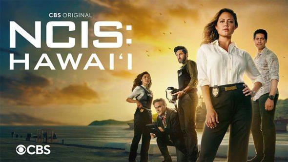 NCIS: Hawai'i TV show on CBS: canceled or renewed?