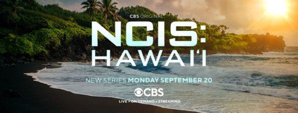 NCIS: Hawai'i TV show on CBS: season 1 ratings