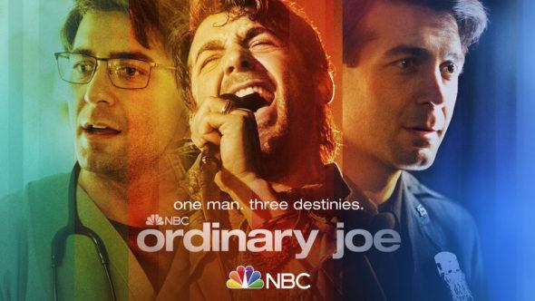 Ordinary Joe TV show on NBC: season 1 ratings