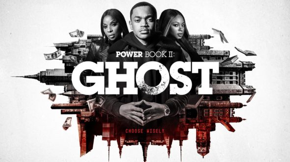 Power Book II: Ghost TV show on Starz: canceled or renewed?