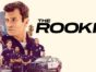 The Rookie TV show on ABC: season 4 ratings