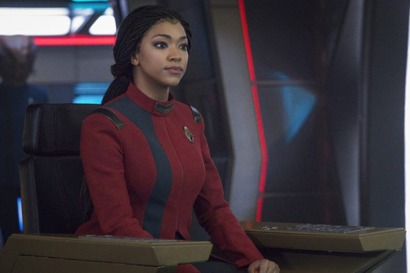Star Trek: Discovery TV show on Paramount+: season 4 premiere date
