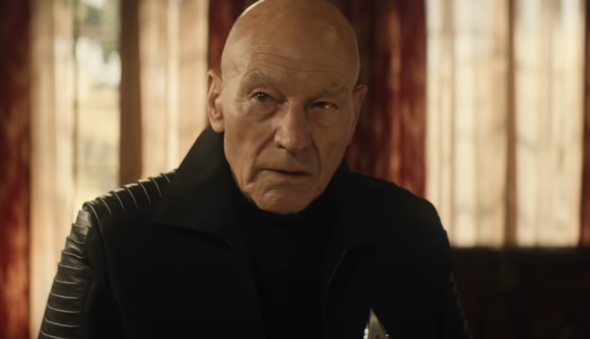 Star Trek: Picard TV show on Paramount+: season 3 renewal