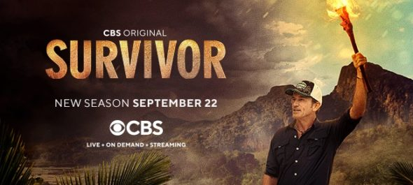 Survivor TV show on CBS: season 41 ratings